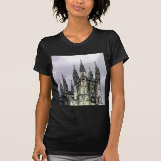 England Canterbury Church Spirals The MUSEUM Zazzl T Shirts