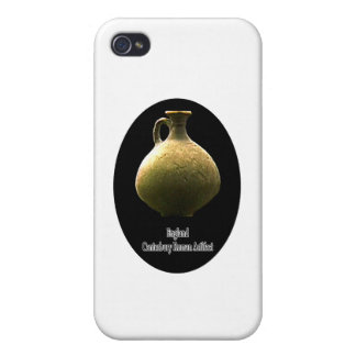England Canterbury Roman Artifact Pottery 1 Black iPhone 4/4S Covers