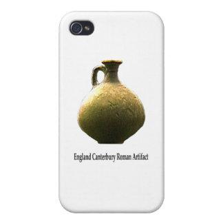 England Canterbury Roman Artifact Pottery 1 Transp iPhone 4/4S Cases