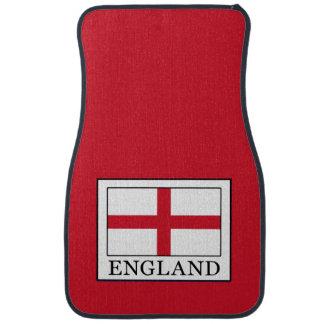 England Car Floor Mat
