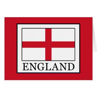 England Card