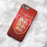 England CoA Barely There iPhone 6 Case
