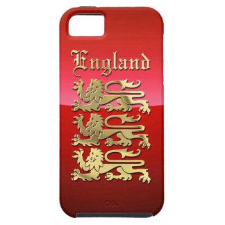 England CoA iPhone 5 Cases