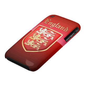 England CoA Case-Mate iPhone 3 Cases