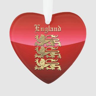 England CoA Ornament