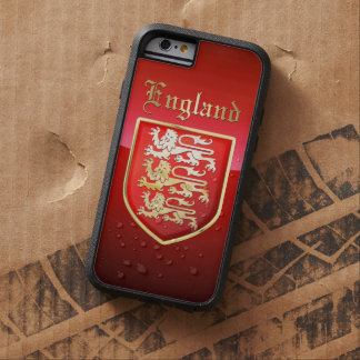 England CoA Tough Xtreme iPhone 6 Case