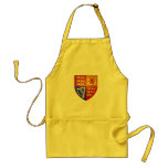 ENGLAND COAT OF ARMS APRONS