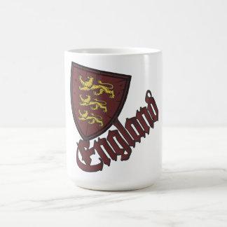 England Coat of Arms Coffee Mug
