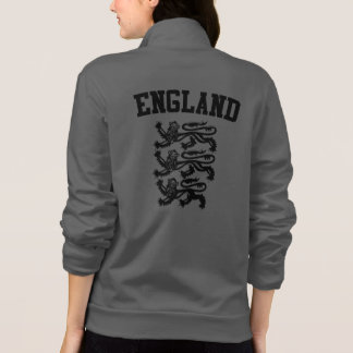 England Coat of Arms Jacket