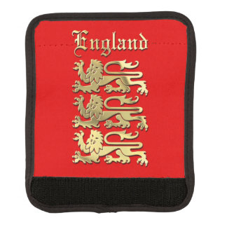 England - Coat of Arms Luggage Handle Wrap