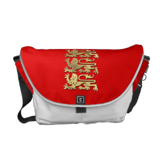 England - Coat of Arms Messenger Bag