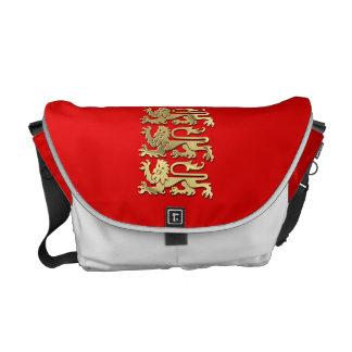 England - Coat of Arms Messenger Bag