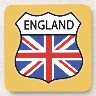 England Beverage Coasters