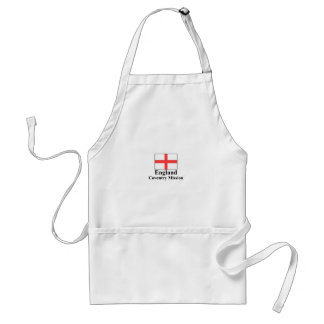 England Coventry Mission Apron