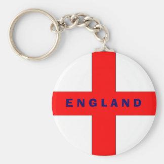 england, E N G L A N D Key Chains