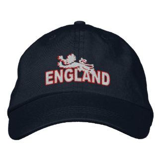 England Embroidered baseball cap