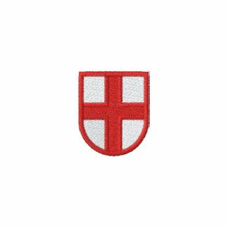 England Embroidered Long Sleeve Shirt