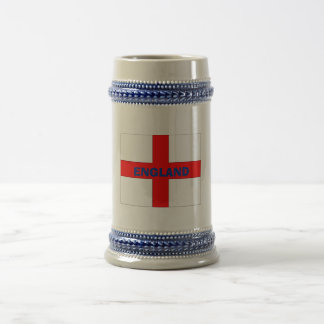 england, ENGLAND Beer Stein