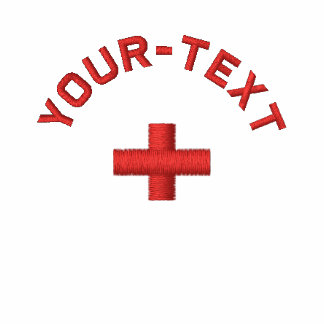 England - English red cross flag Embroidered Shirts