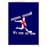 England Express Yourself Cards
