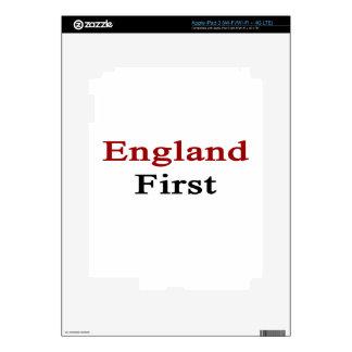 England First iPad 3 Decal