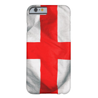 England Flag Barely There iPhone 6 Case
