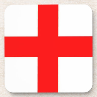 England Flag Drink Coasters