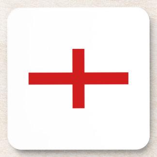 England Flag Coaster