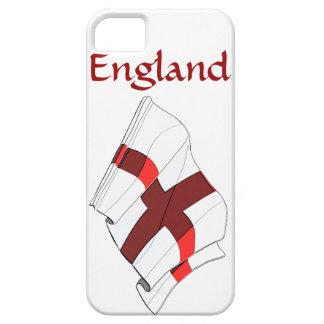 England Flag Design iPhone 5 Case