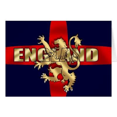 England Flag Logo
