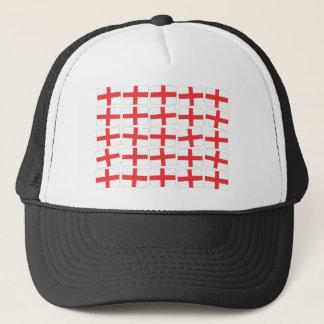 England Flag Hat/Cap Trucker Hat