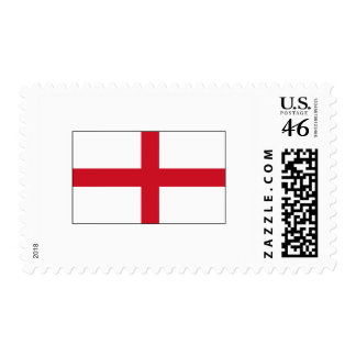 England FLAG International Stamp