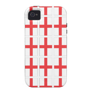 England Flag iPhone 4 Tough Case iPhone 4/4S Covers