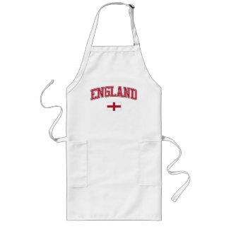 England + Flag Long Apron
