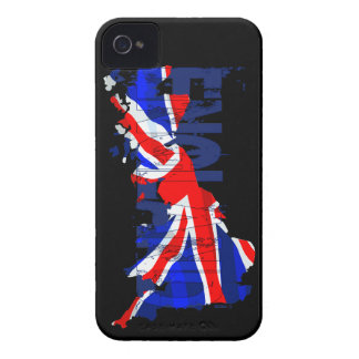 England Flag Map 02 iPhone 4 Case
