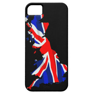 England Flag Map 02 iPhone 5 Case