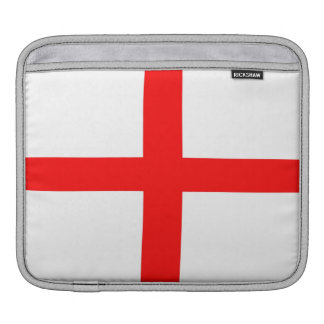 England Flag of St George Sleeves For iPads