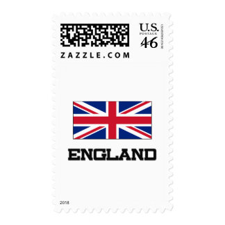 England Flag Postage Stamp