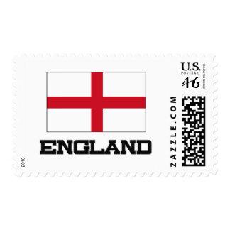 England Flag Postage