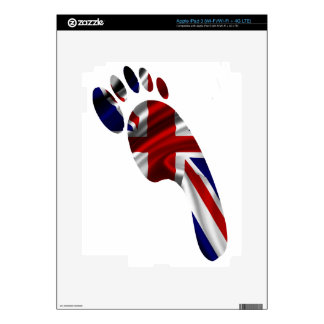 ENGLAND FLAG PRODUCTS DECALS FOR iPad 3