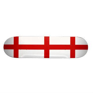 England Flag Skate Board