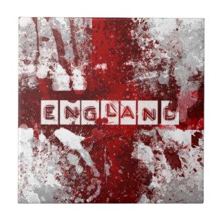 England_Flag Small Square Tile