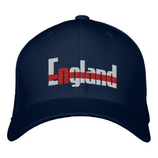 England flag St Georges flag Embroidered Hat