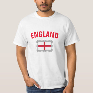 England flag t shirts | Custom country merchandise