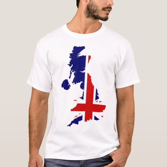 ENGLAND FLAG TSHIRT