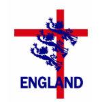 England Football 2010 shirt
