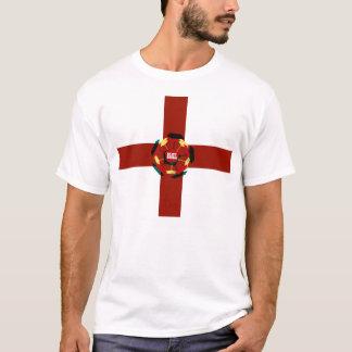England football Brazil shirt