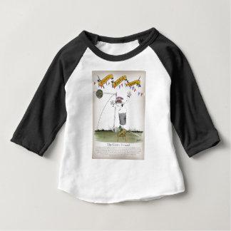 england football centre forward baby T-Shirt