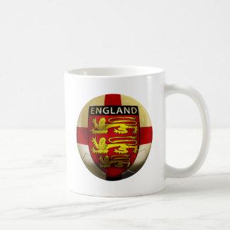 England Football Classic White Coffee Mug