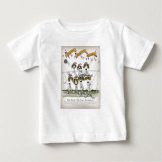 england football defenders baby T-Shirt